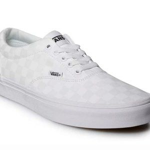 Vans® Doheny Checkerboard Skate Shoes 7